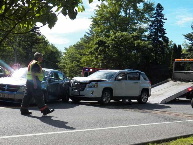Accidente de tráfico por alcance: ¿corresponde indemnización?