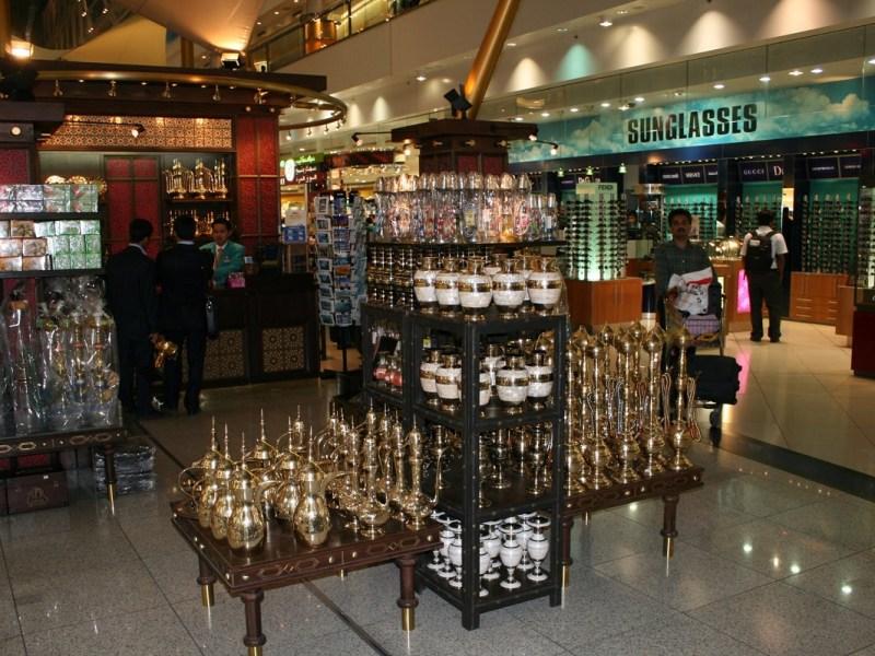 Los productos del duty free en el equipaje de mano