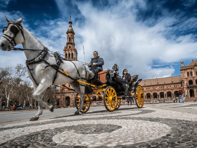 Accidente en coche de caballos: ¿qué pasa con la indemnización?