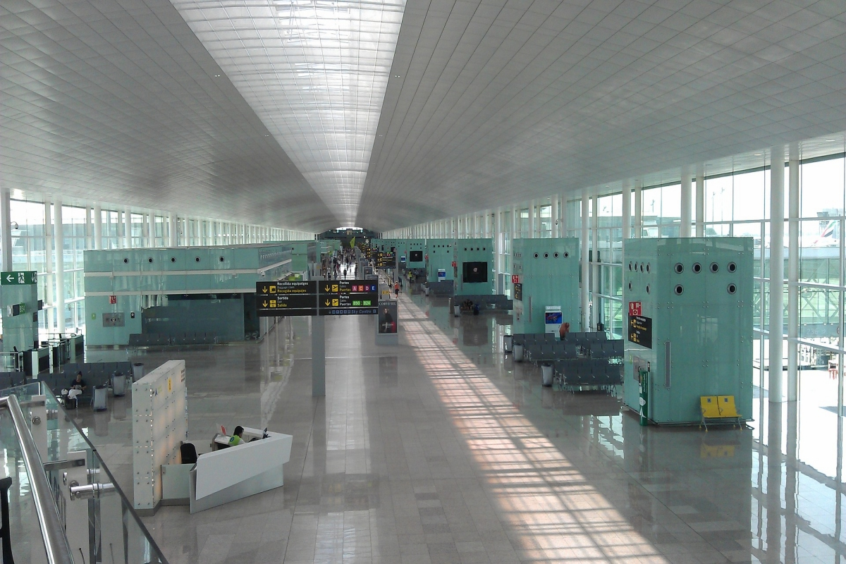 aeropuerto de Barcelona el prat