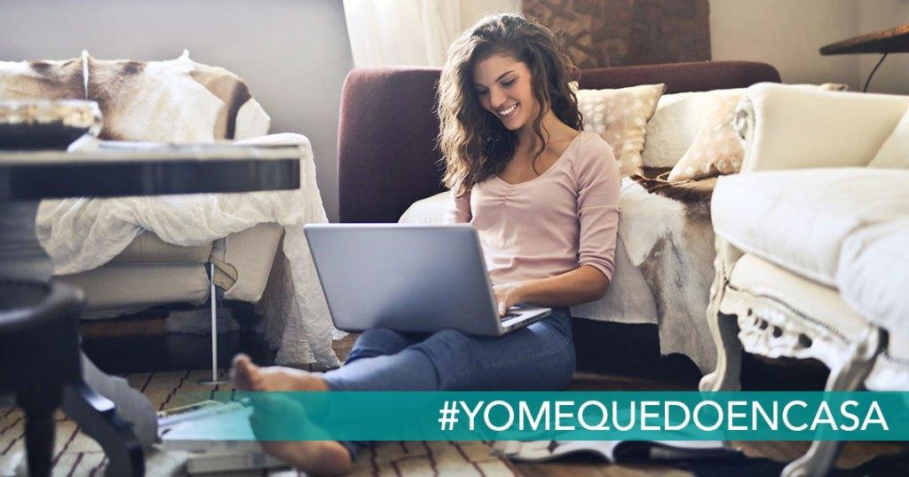 #YoMeQuedoEnCasa: Ideas que ayudan a pasar estos días