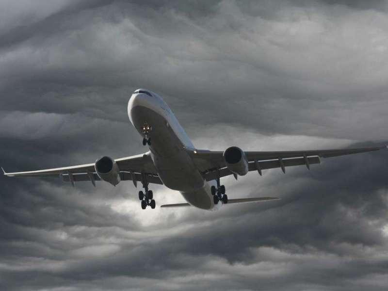 traslado cenizas en avion