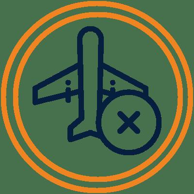 Flight cancelation claim