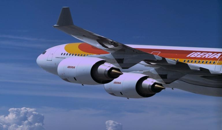 Iberia ofertará más plazas que Ryanair este verano