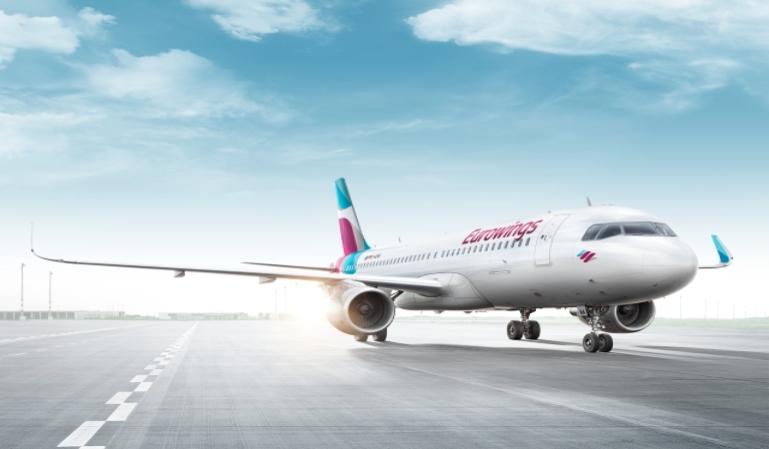 Eurowings venderá billetes de otras aerolíneas