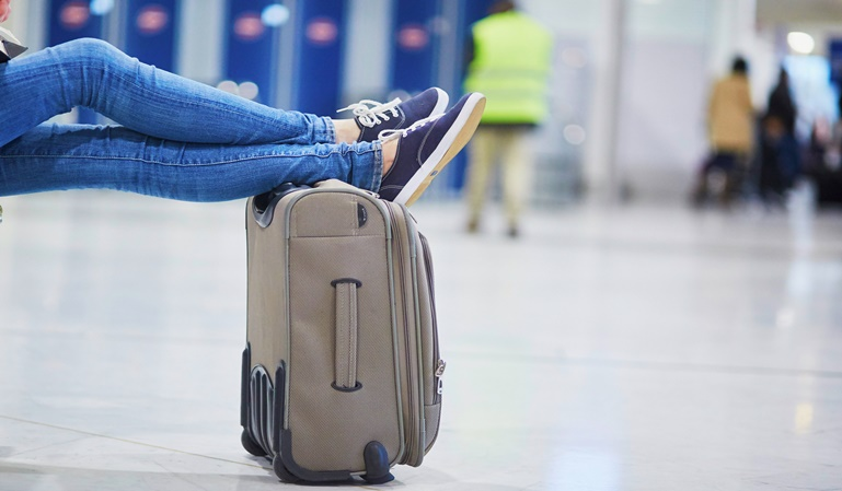 Cómo elegir maleta para ir en avión