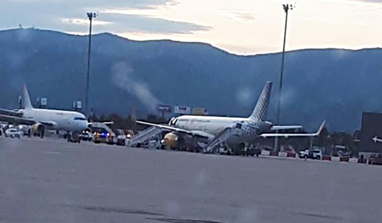 Falsa amenaza de bomba en el aeropuerto de El Prat