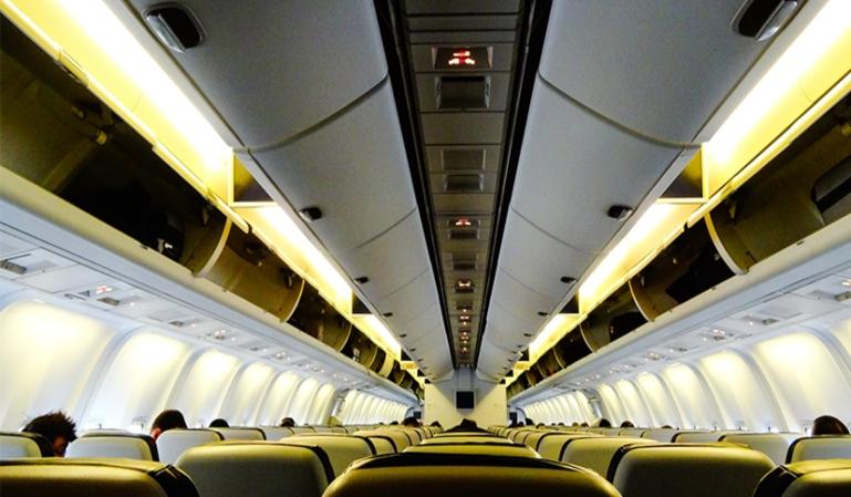 Las prohibiciones más raras a bordo de un avión