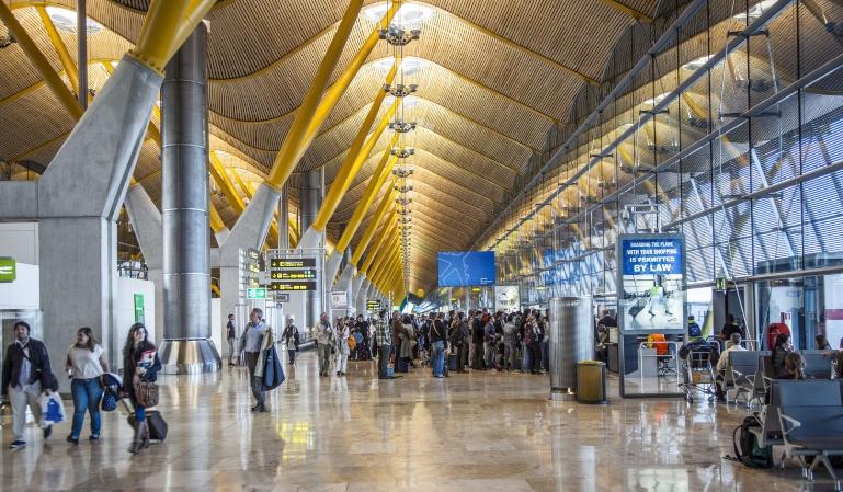 2019: récord de pasajeros en aeropuertos españoles