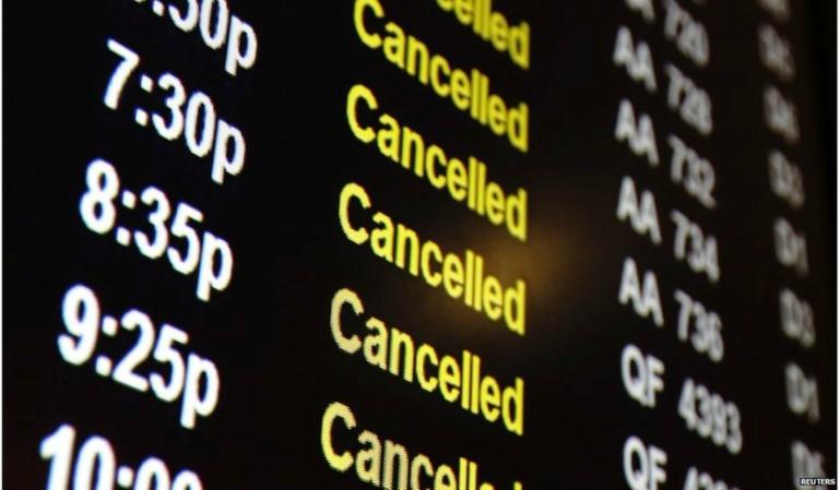 Muchas compañías aéreas dejarán de volar a Europa
