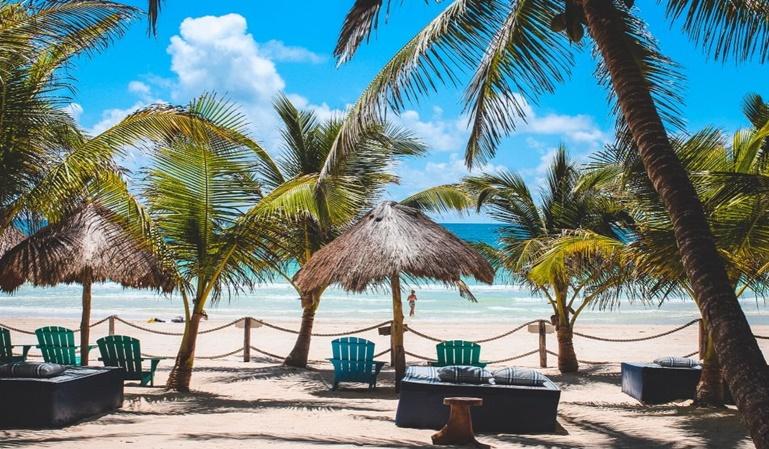 El Caribe Mexicano reabre por zonas