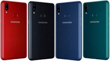 Samsung Galaxy A10s, Smartphone Terjangkau Dengan Kamera Ganda
