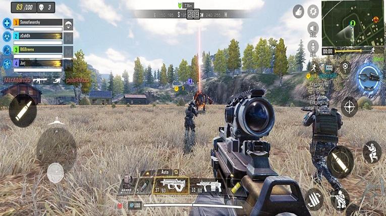 Aplikasi Untuk Menstabilkan Ping Saat Bermain Game Call Of Duty Mobile
