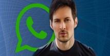 Bos Telegram Sarankan Pengguna Uninstall WhatsApp. Ini Alasannya