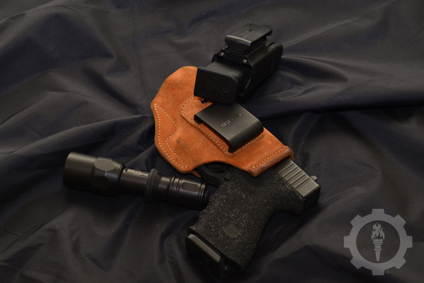 Handgun Holster Selection photo