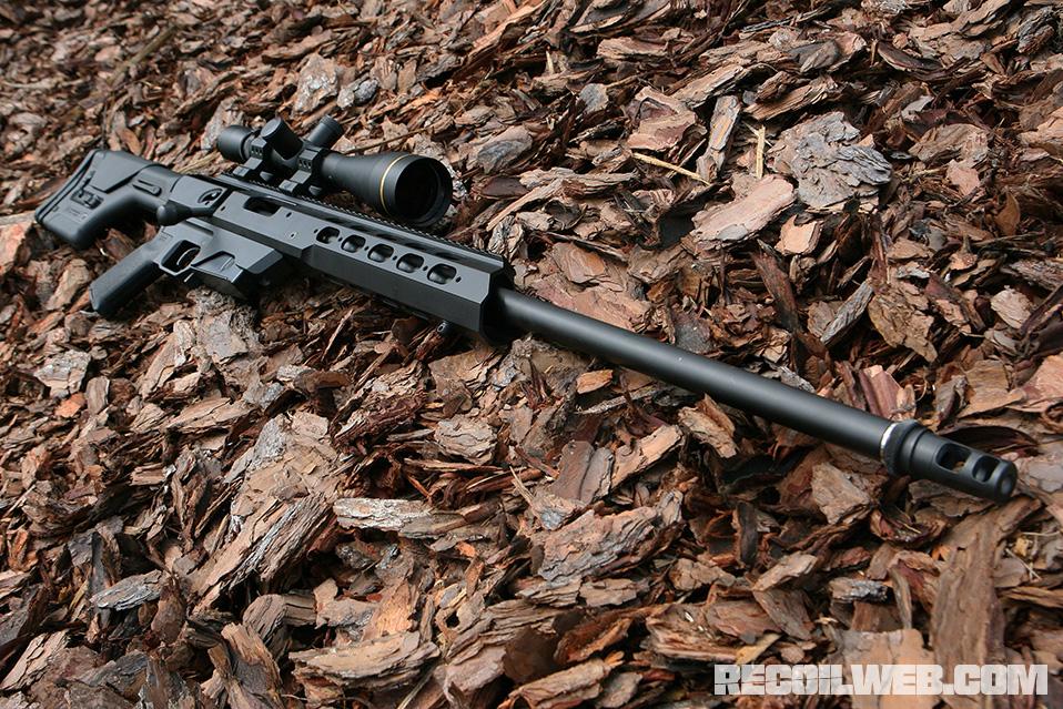 Remington Xcr Compact Tactical 308