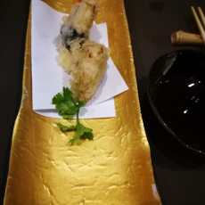 Tempura roll (Restaurante Soy Pedro Espina)