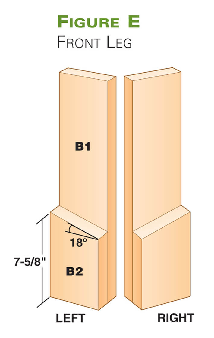 Front Leg