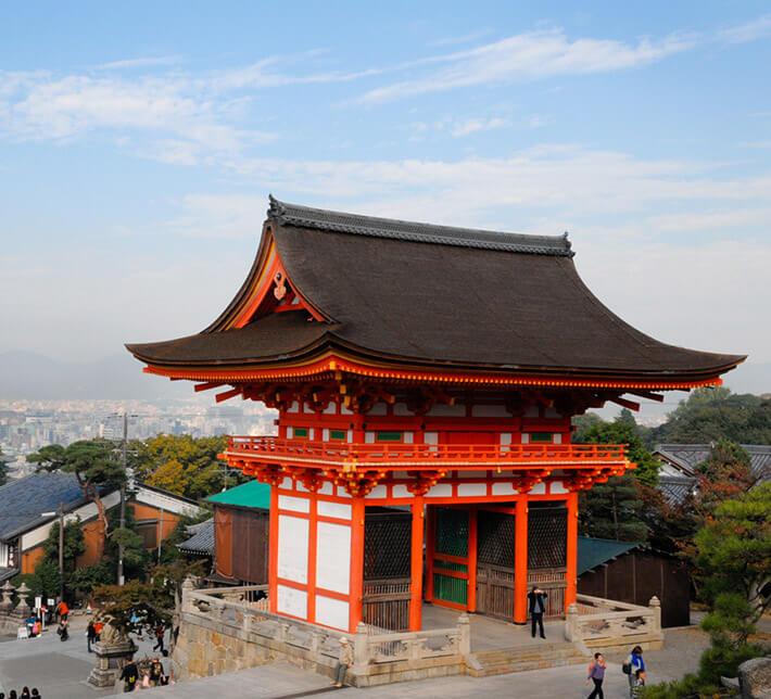 Kiyomizu-dera, Kyoto City