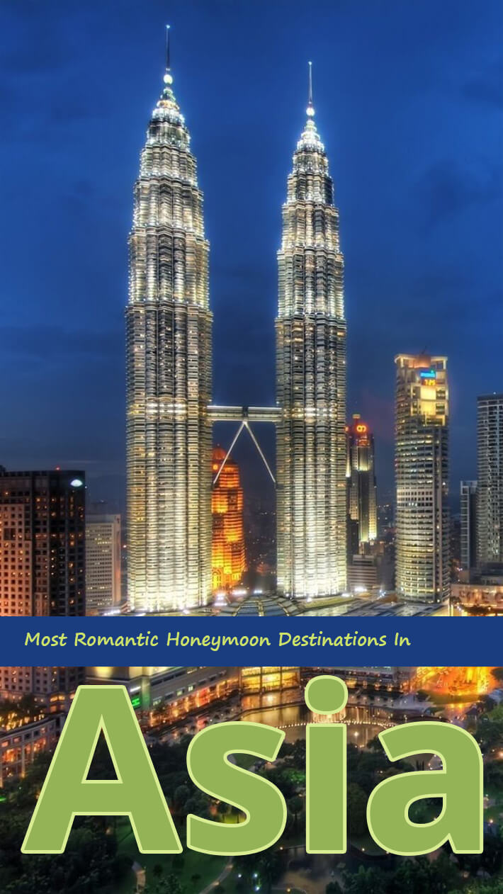 Recommended Tips:Most Romantic Honeymoon Destinations In