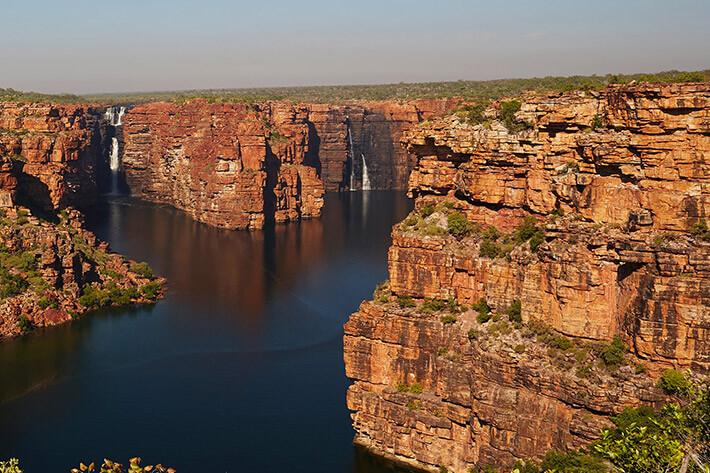 Alice Springs to Glen Helen road trip