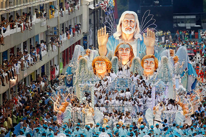 Carnivals Of Rio