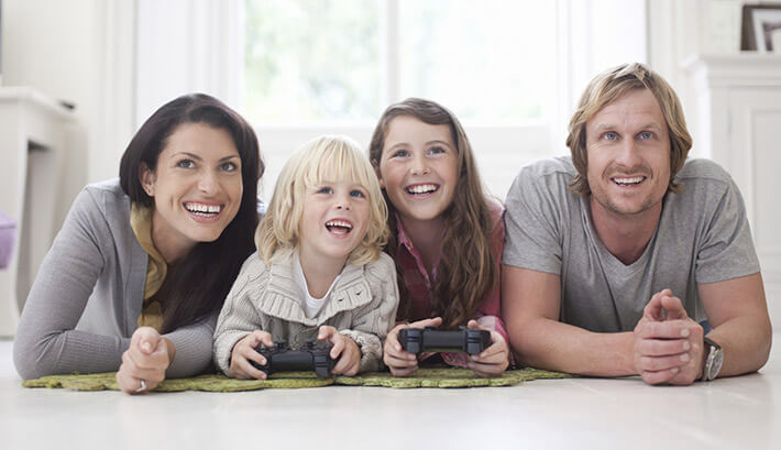 Connecting with Your Child Through Video Games