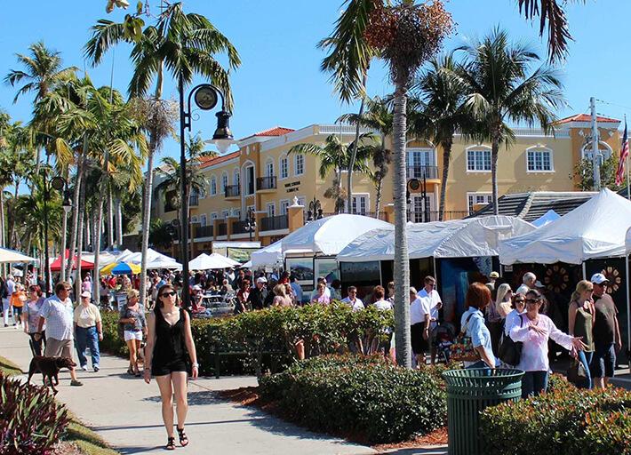 Fifth Avenue South - Naples, Florida