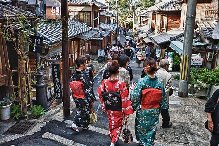 Ninen-zaka and Sannen–Zaka, Kyoto City