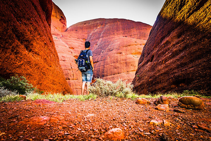 Red Centre Way, Northern Territory