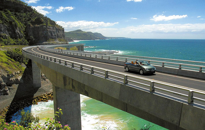 Sydney to Brisbane road trip