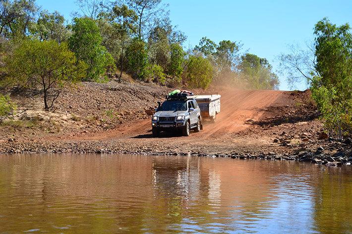 The Savannah Way, Queensland