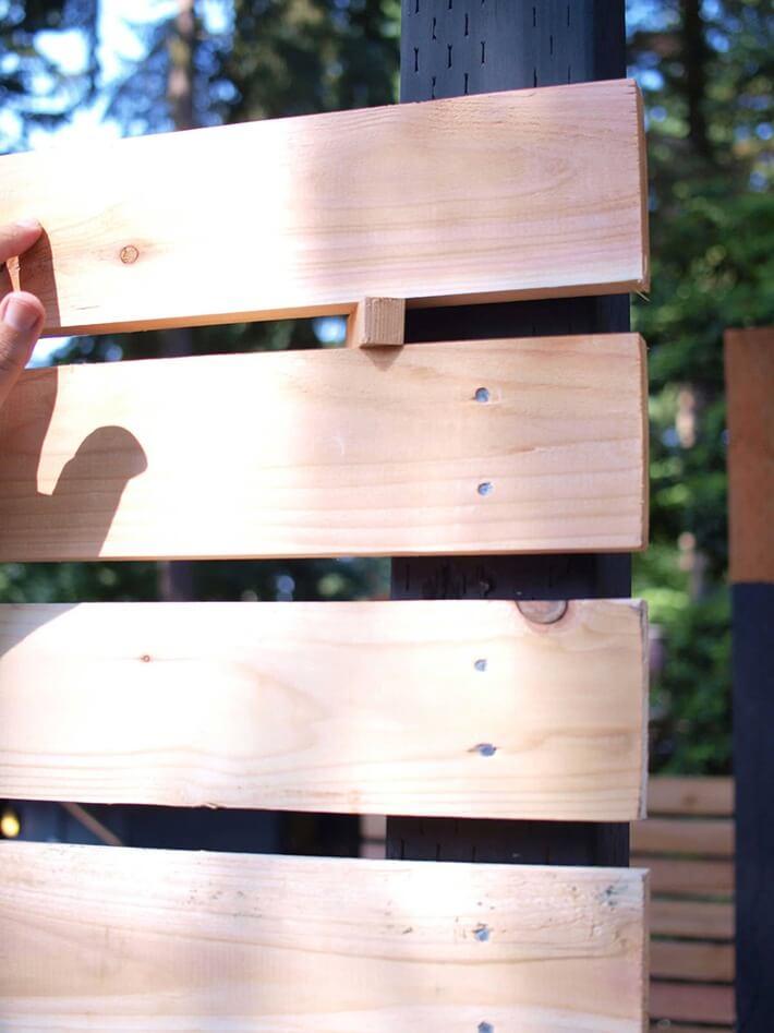 DIY - Backyard Fence