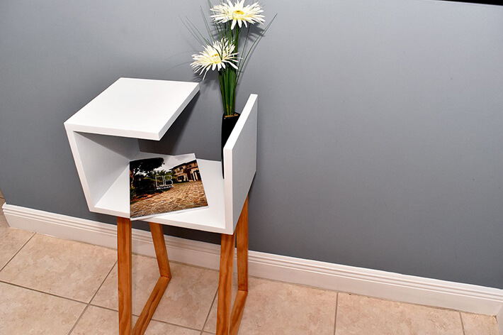 DIY - Modern Nightstand