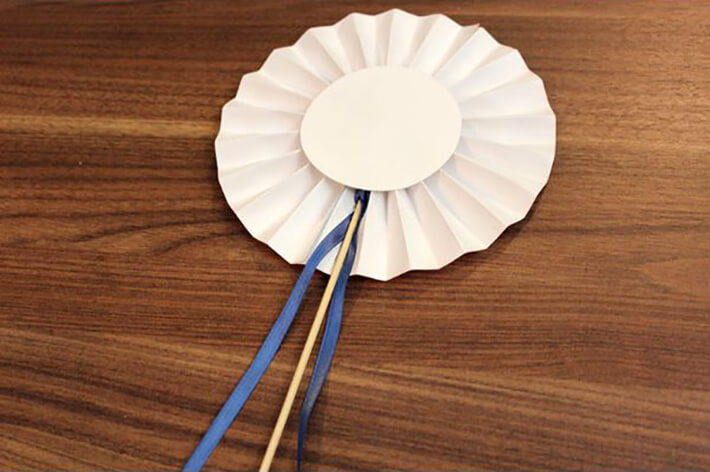Recommended Tips:DIY - Patriotic Pinwheel Rosettes