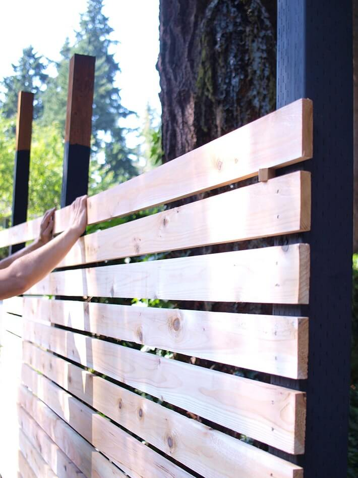 DIY - Backyard Fence