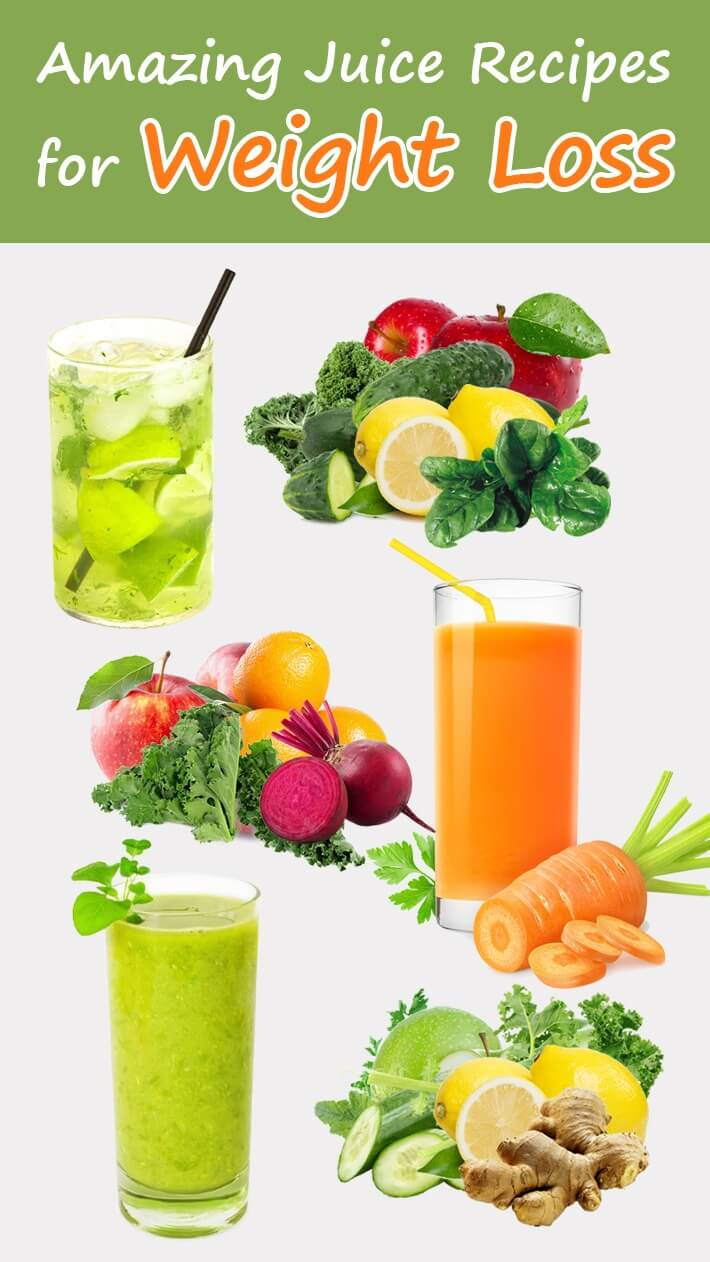 Recommended Tips:Amazing Juice Recipes for Weight Loss ...