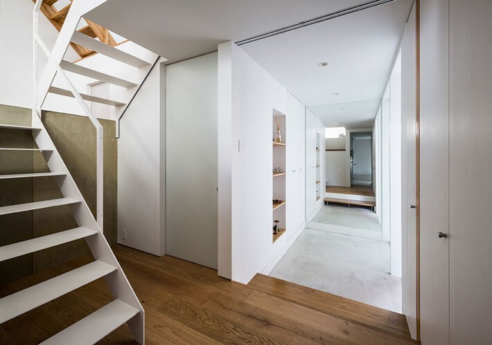 Multi-platform Gap House by Store Muu