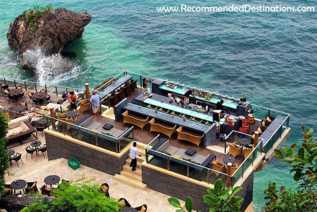 Ayana Bar on The Rocks