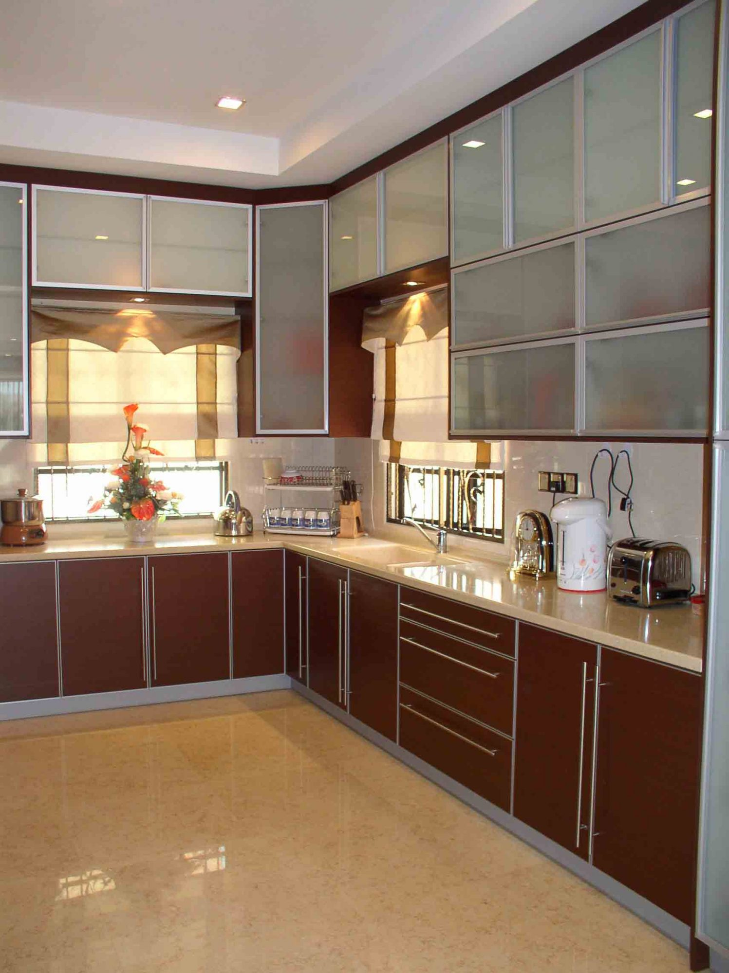 20 Popular Kitchen Cabinet Designs In Malaysia