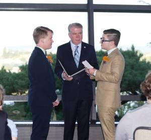 zac wedding