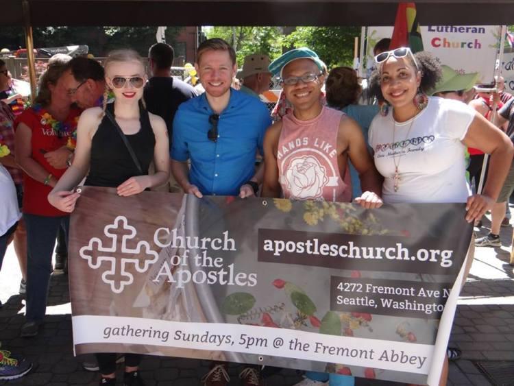 A New RIC Community: Church of the Apostles (Seattle, WA)