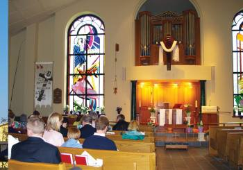 A New RIC Community: St. Timothy Lutheran Church (Hendersonville, TN)