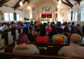 A New RIC Community: Good Shepherd Lutheran Church (Alexandria, VA)