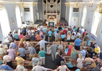 A New RIC Community: Ascension Lutheran Church (Towson, MD)