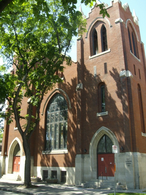 A New RIC Community: First Lutheran Church (Winnipeg, MB)