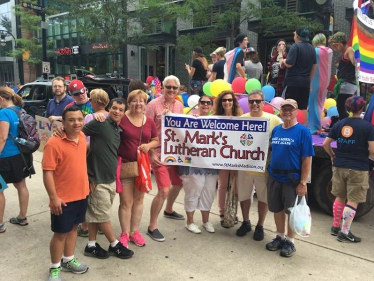 A New RIC Community: St. Mark's Lutheran Church (Madison, WI)