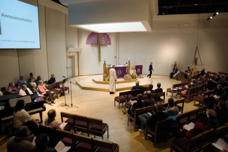 A New RIC Community: St. Andrew Lutheran Church (Vancouver, WA)