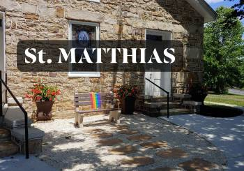 A New RIC Community: St. Matthias Evangelical Lutheran Church (Carlisle, PA)