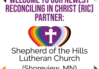 A New RIC Community: Shepherd of the Hills Lutheran Church (Shoreview, MN)